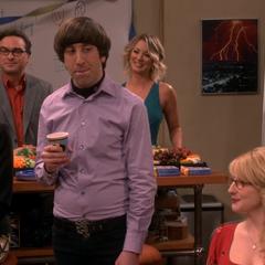 Sheldon liked Bernadette's toast better.