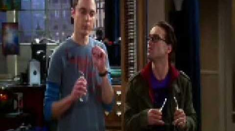 Big Bang Theory MONTE