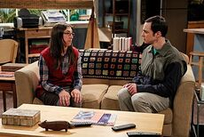 Amy pointing out sheldon emotional equivalence to normal people