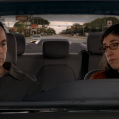 Amy wants Sheldon to tell his mother that they're living together.