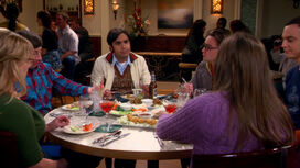 Raj complaining mystery