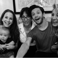 Eight Simple Rules reunion.