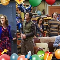 Happy Birthday Sheldon.