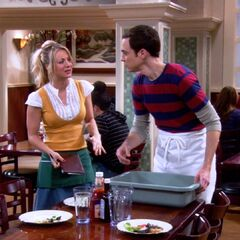 Sheldon, what are you doing here?