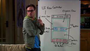 The Bus Pants Utilization - Leonard's App idea