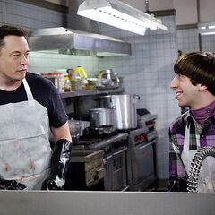 Howard and Elon Musk.