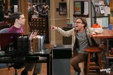 S6EP05 - Leonard yells at Sheldon