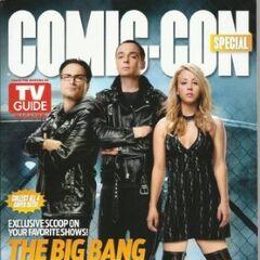 Comic Con Magazine.