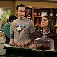 Sheldon and Amy (aka