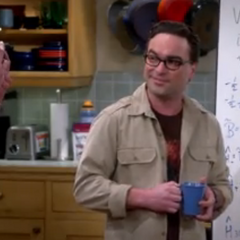 Sheldon tells Leonard that he does more things for him than he can even mention.