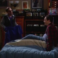 S02E23 - Sheldon talks with Leonard