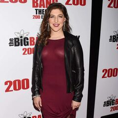 At the 200th episode party.