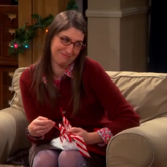 Amy is convinced that the lusty Penny would go after Sheldon if she and Leonard were not in the picture.