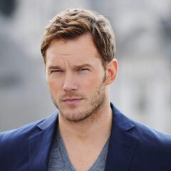Chris Pratt. Mentioned by Sheldon as a potential roommate.