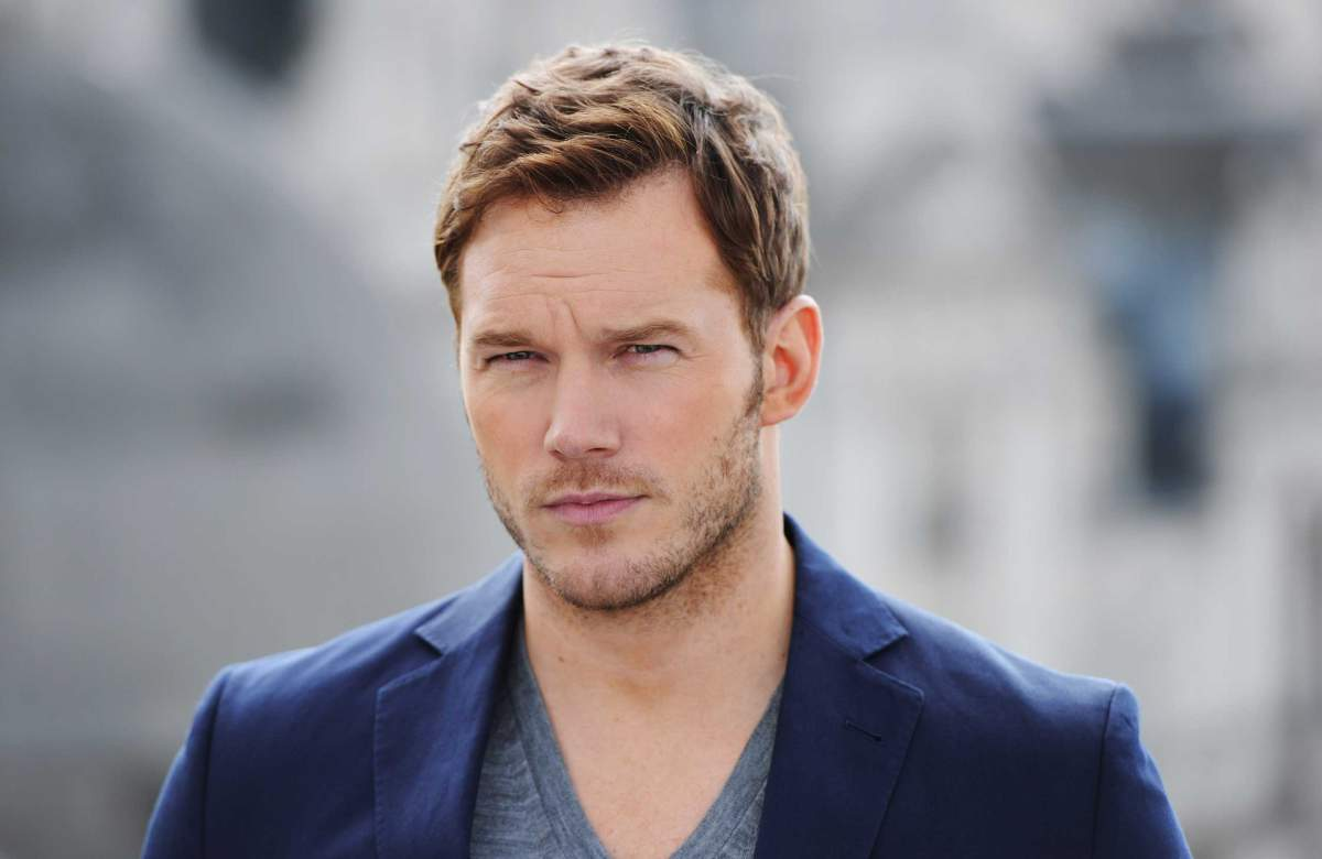 chris pratt passenger