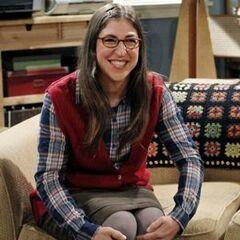 Dr. Amy Farrah Fowler.