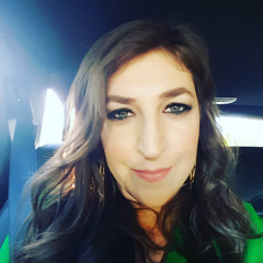 Beautful Mayim.