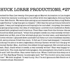 Chuck Lorre Productions, #279.