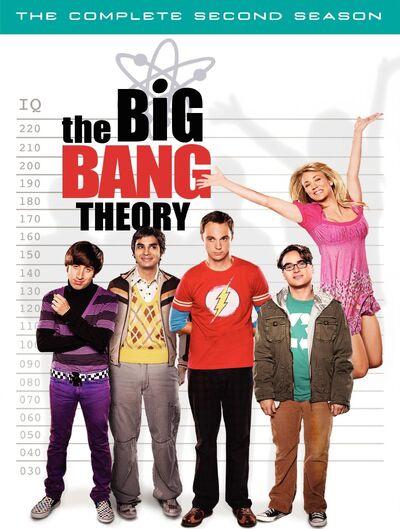 Season 2 DVD Cover