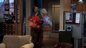 Sheldon's gifts