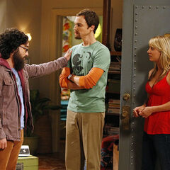 Leonard explaining to Sheldon why they gave him false data.