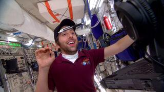 Sex on international space station