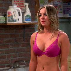AR: Penny seducing Sheldon.
