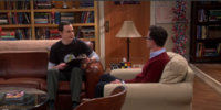Sheldon Lee Cooper's Roommate Applicants