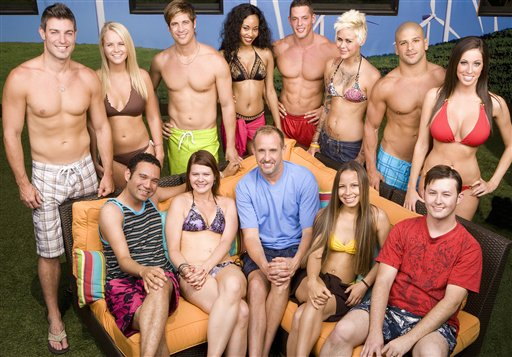 Big Brother American Big Brother 11 Cast