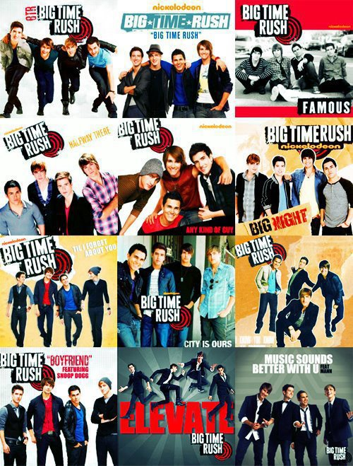 Power Rangers Big Time Rush