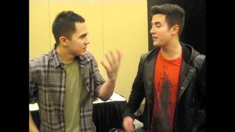 BTR on Carlos' Call Me Maybe Vid PLUS 1D Collaboration!