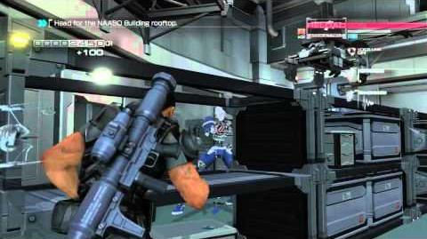 Binary Domain- Walkthrough Chapter 3-3 - HD