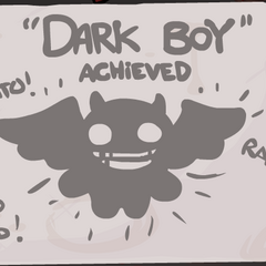 The Dark Boy Achievement