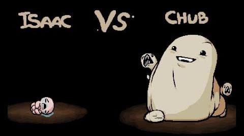 "The Binding of Isaac Rebirth ""Chub"" boss"