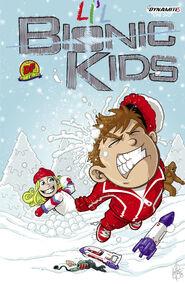 Li'l Bionic Kids cover C