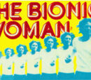 The Bionic Woman (postcard)