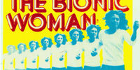 The Bionic Woman (Look-in strips)