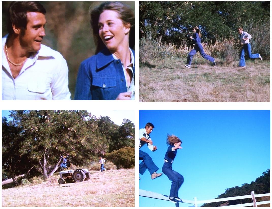 bionic woman running - photo #25