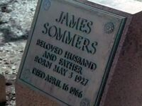 Tombstone JamesSomers
