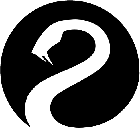 Snake Symbol Silhouette | Free Clipart Design Download