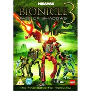 Bionicle the Movie 3 UK version