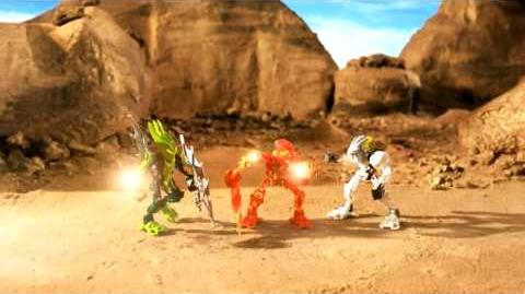 Bionicle Stars • Mini Series • Episode 5 - THE FINAL BATTLE