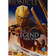 Bionicle the Movie 4 UK version