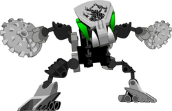 Flash Bohrok-Kal Nuhvok-Kal