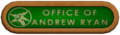 Office of Andrew Ryan Sign.png