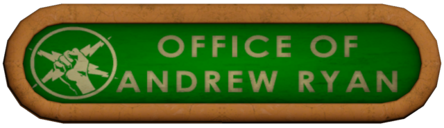 File:Office of Andrew Ryan Sign.png