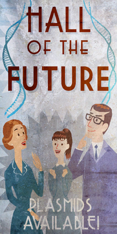 File:Hall Of The Future Plasmids Available! Poster.png