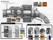 Grenade Launcher Concept
