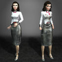 Bioshock infinite burial at sea elizabeth damaged