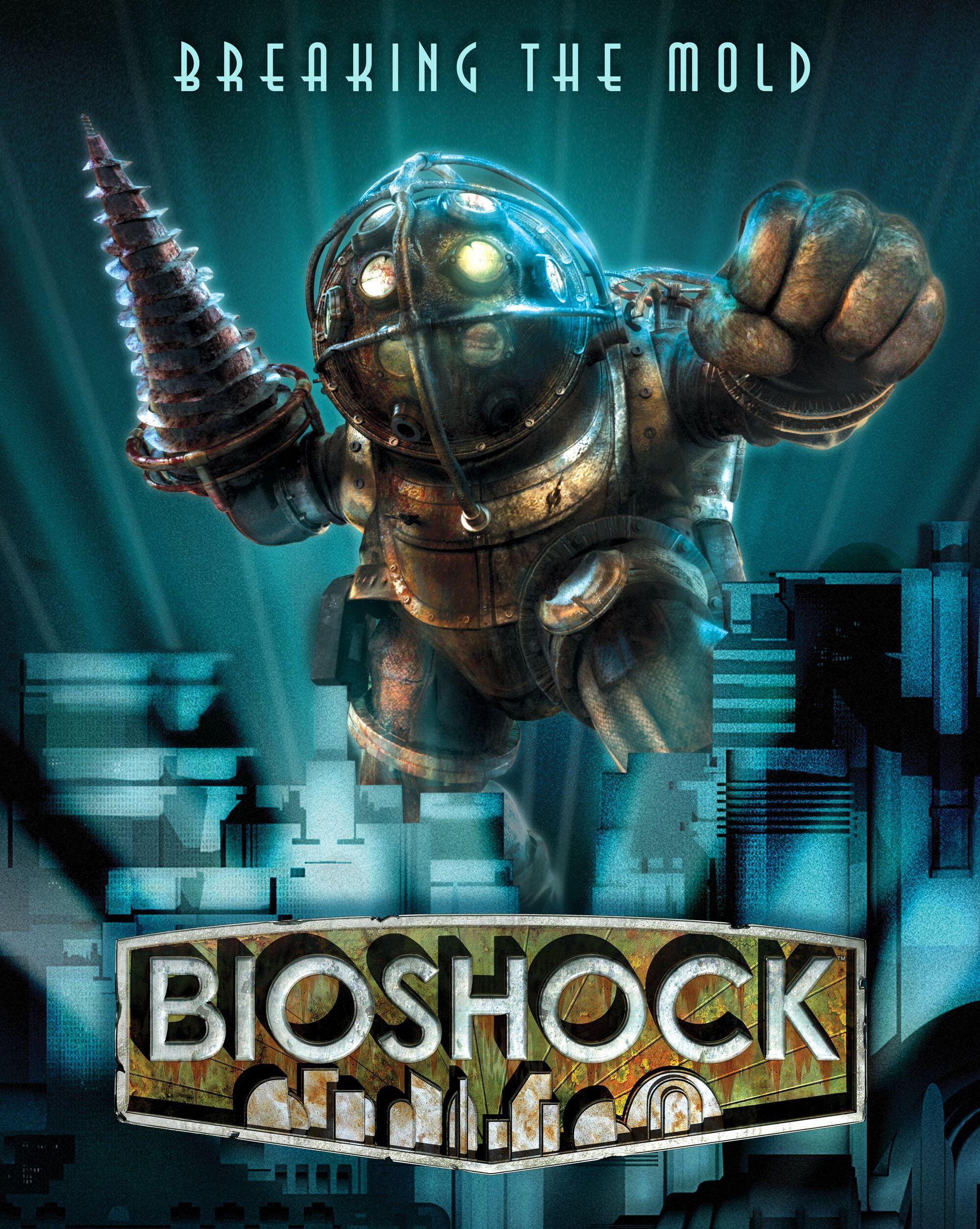 Bioshock breaking the mold bioshock wiki fandom - Bioshock wikia ...